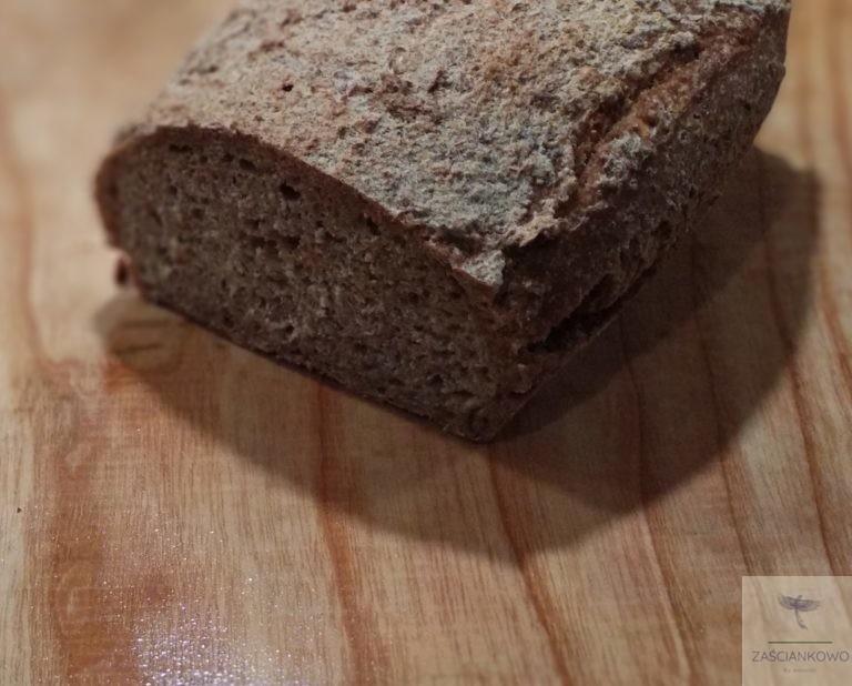 Chleb za zakwasie – co zrobić, żeby się w końcu udał